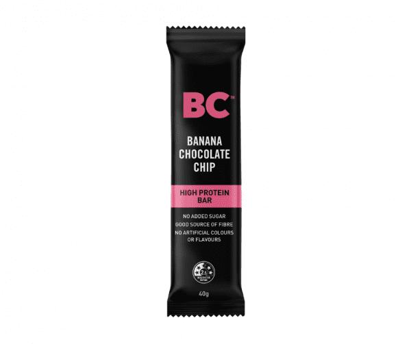 BC Banana Chocolate Chip