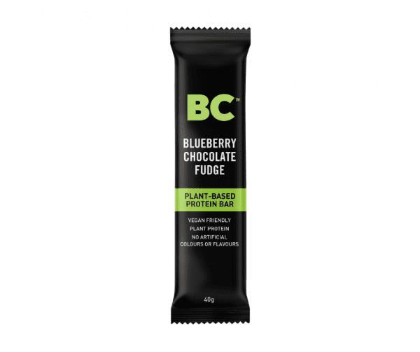 BC Blueberry Chocolate Fudge