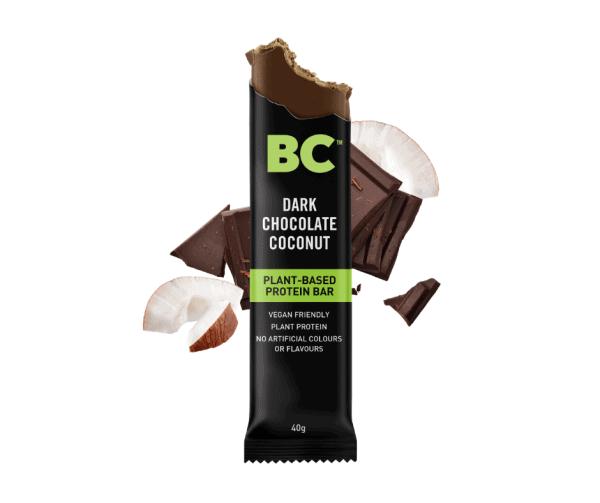 BC Dark Chocolate Coconut