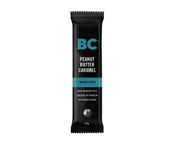 BC Peanut Butter Caramel