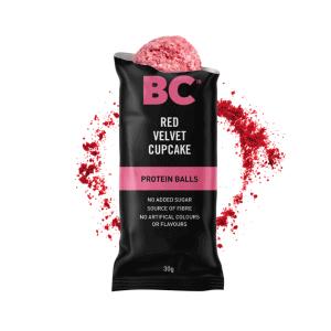 BC Red Velvet Cupcake Balls