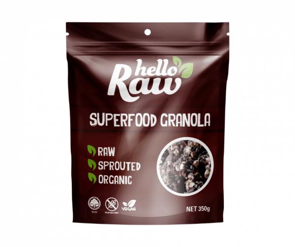 Hello Raw SuperFood Granola