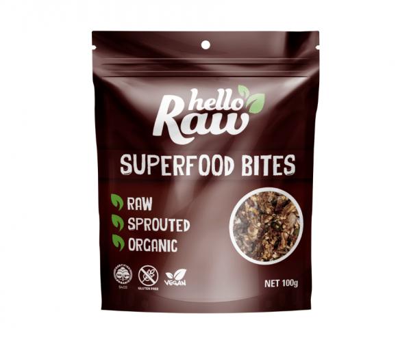 Hello Raw Superfood Bites